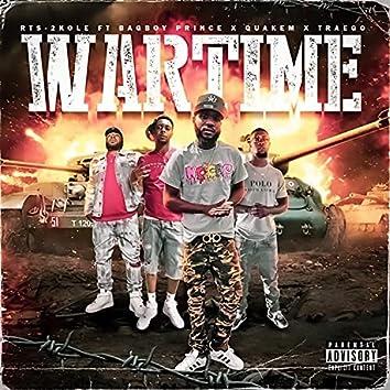 Wartime (feat. Bagboy Prince, RTS-Quakem & Big TraeGo)