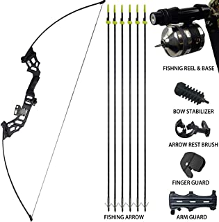Best fishing bow and arrow Reviews