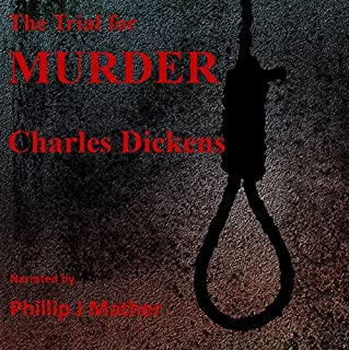 The Trial for Murder audiobook cover art