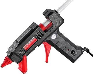 Hot Glue Gun, Rapid Heating High Temp Industrial Hot Melt Glue Gun For School DIY Arts And Crafts Projects, Home Quick Rep...