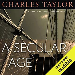 A Secular Age audiobook cover art
