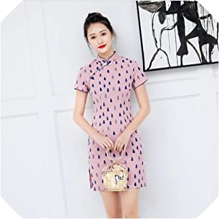 Chinese Dress for Baby Girls and Women Qipao Style Clothes Cute Cheongsam for Sale