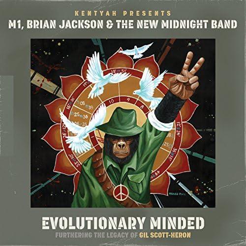 Brian Jackson, Kentyah, M1 & The New Midnight Band