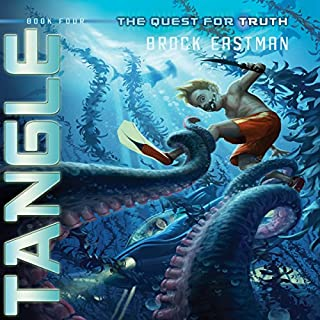 Tangle audiobook cover art