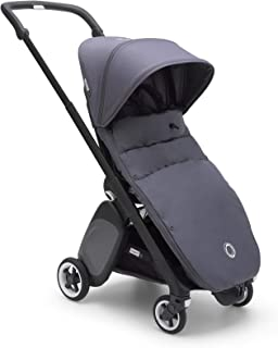 Best Bugaboo Ant Footmuff, Steel Blue Review