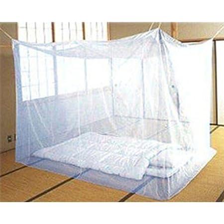 蚊帳 かや 6畳 特大 300×210×230 モスキート ネット ムカデ 対策 アウトドア ベビー グランピング