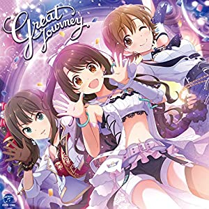 【メーカー特典あり】 THE IDOLM@STER CINDERELLA GIRLS STARLIGHT MASTER COLLABORATION! Great Journey(ジャケ柄ステッカー付)