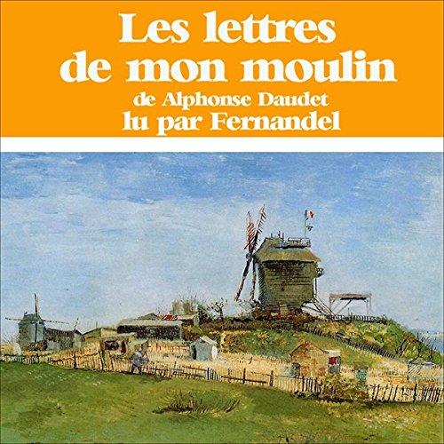 Les lettres de mon moulin audiobook cover art