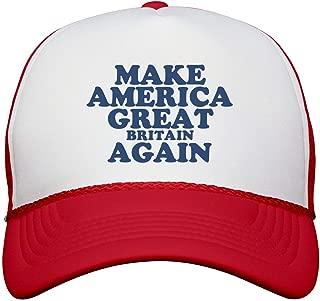 Make America Great Britain Again: Snapback Trucker Hat