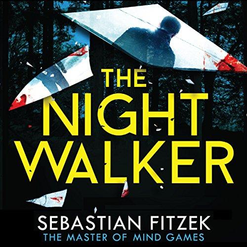 The Nightwalker audiobook cover art