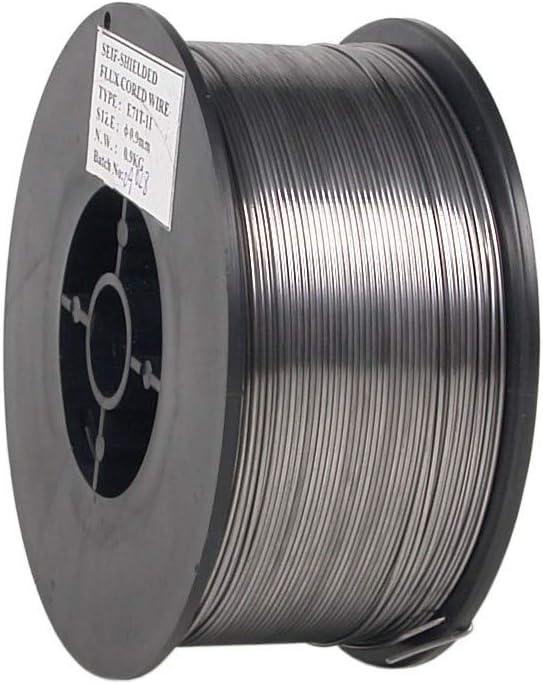 0.5kg SUPERWELD E71T-GS Flux-Core Gasless Mild Steel MIG Welding Wire 0.035 0.9mm Precision Welding Wire