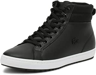 Lacoste Straightset Insulac 318 1 Womens Black Trainers