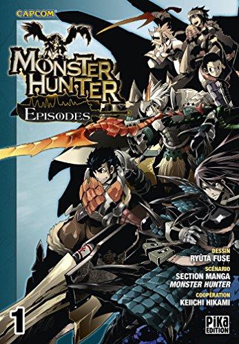 Monster Hunter Episodes T01