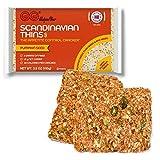 GG Bran 'Scandinavian Thins' with Pumpkin Seeds - 2 Pack
