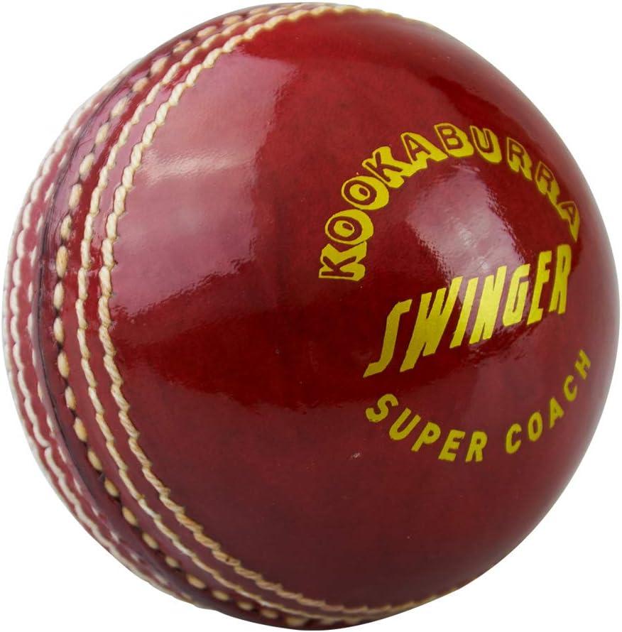 KOOKABURRA Super Coach Level Cricket Ball Swinger 3 Genuine Free Shipping In a popularity