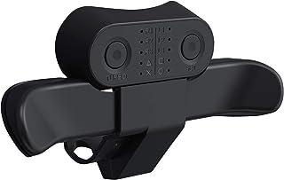 [2021年最新版] SHINEZONE PS4 背面ボタン アタッチメント PS4 コントローラー ボタン置換 ポータブル操作 連打機能 TURBO 日本語取扱説明書 (ブラック)