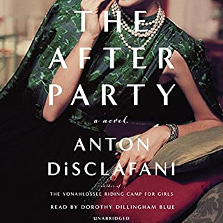The After Party audiobook cover art
