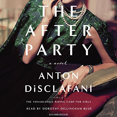 Page de couverture de The After Party