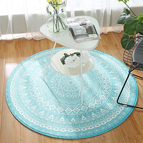 alfombra turquesa fabricante LEEVAN