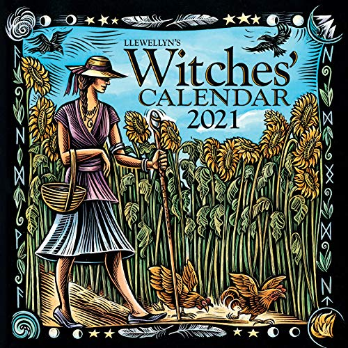 Hewitson, J: Llewellyn's 2021 Witches' Calendar