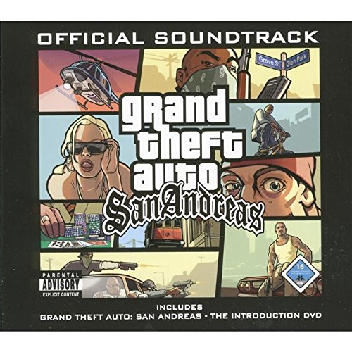 Grand Theft Auto (2 CDs + DVD)