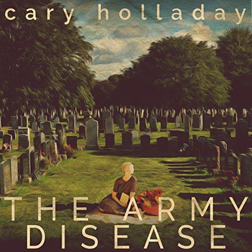 The Army Disease audiobook cover art