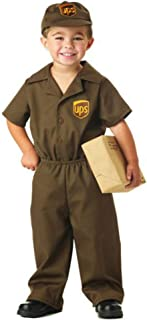 Little Boys' UPS Guy Costume