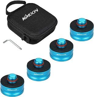 KKmoon 1Pcs Jack Lift Point Pad Adaptateur Jack Pad Tool Ch/âssis D/édi/é /à Tes la Mod/èle S