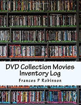 Paperback DVD Collection Movies Inventory Log: Keep track of your collectible DVD Movies in the DVD Collection Movies Inventory Log. Save up to 1000 items in one convenient book. Book