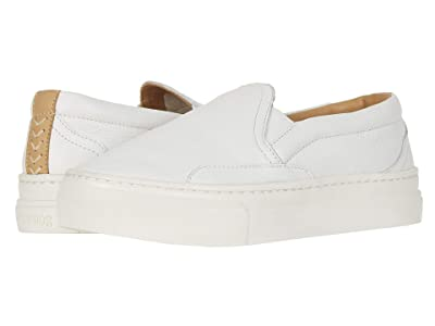 Soludos Bondi Platform Sneaker (White) Women