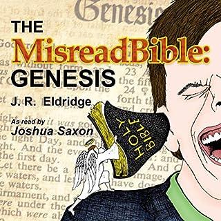 The MisreadBible: Genesis audiobook cover art