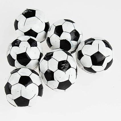 Kamaca 12 er Set Magische Handt/ücher Fu/ßball in kleinen Fussb/ällen s/üss verpackt aus 100/% Baumwolle 12er Set Fussball