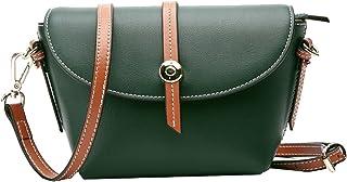 Heshe Womens Leather Handbags Small Shoulder Bags Cross Body Bag Ladies Purse