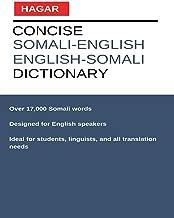 Concise Somali-English/English-Somali Dictionary