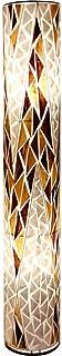GLOBO Lámpara de Pie BALI Armazón de Metal+Carcasa Pantalla Multicolor 25829
