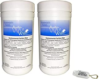 cleansing wipes for hearing aids