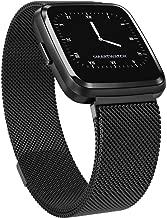 XKSIKjian's Smart Bracelet, Y7 1.3inch Hear Rate Call Remind Sport Wristband Fitness Trackers Smartwatch Health Wearable Technology - Black Steel