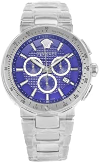 Versace Mystique Quartz Male Watch VFG120015 (Certified Pre-Owned)
