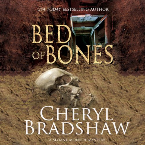Bed of Bones audiobook cover art