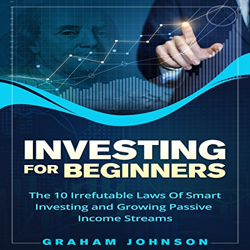 Investing for Beginners Audiobook By Graham Johnson cover art