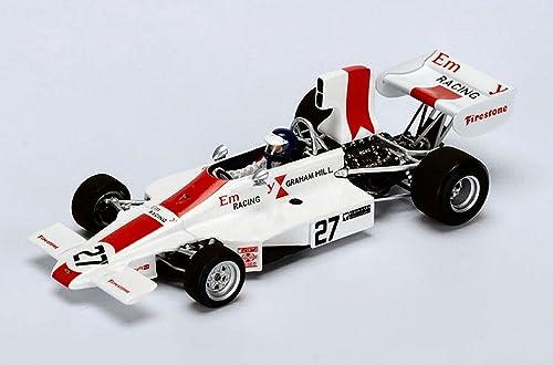 80% de descuento Spark Model S4355 Lola Lola Lola T370 P.GETHIN 1974 N.27 Retirojo British GP 1 43 Die Cast Compatible con  promociones de equipo