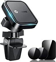 VICSEED Car Phone Mount Magnetic Phone Car Mount Upgraded 6 Strong Magnets Air Vent Mount 360° Rotation Cell Phone Holder for Car Fit for iPhone 11 Pro Xs Max XR X 8 7 Galaxy S20 Note 10 10+ All Phone