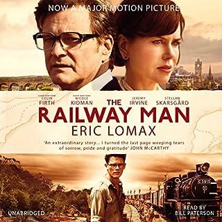 The Railway Man audiobook cover art