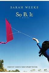 So B. It Kindle Edition