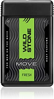 Wild Stone Fresh Pocket Perfume for Men, 18ml