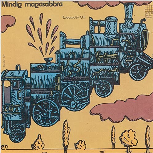 Locomotive GT