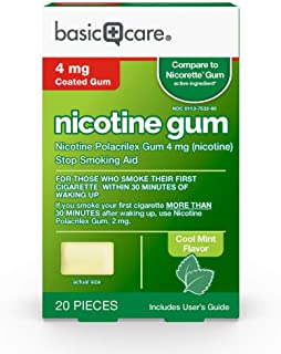 chewing gum nicotine maroc