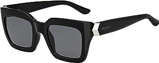 نظارات شمسية للنساء من جيمي تشو، 201699، اللون: أسود، المقاس: 50