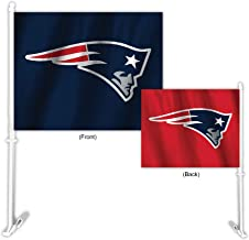 Fremont Die NFL Home & Away Car Flag، 11.5 بوصة × 14.5 بوصة