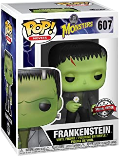 Funko Pop Movies Frankenstein Monsters Special Edition Exclusive